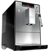 Melitta Caffeo Solo Milk Volautomaat Espressomachine - Zwart/zilver