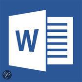 Microsoft Word 2013 - 32 bits / 64 bits - 1 gebruiker - Engels