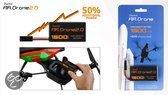Parrot HD batterij voor AR Drone 2 - 1500mAH