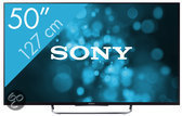 Sony Bravia KDL-50W805 - 3D led-tv - 50 inch - Full HD - Smart tv