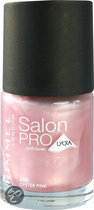 Rimmel Salon Pro With Lycra Nailpolish - 286 Oyster Pink - Nailpolish