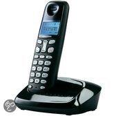 Grundig D160 - Single DECT telefoon - Zwart