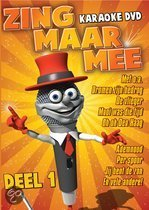 Various Artists - Zing Maar Mee Karaoke 1