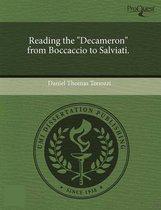Reading the Decameron from Boccaccio to Salviati