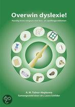 Overwin dyslexie ! + CD-rom met werkbladen