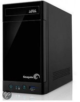 Seagate Business Storage - NAS server - 2 bay