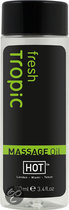 Hot-Hot Massageoil Fresh Tropic 100 Ml-Massageolie