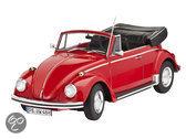 Revell Auto Volkswagen Beetle Cabriolet '70 - Bouwpakket - 1:24