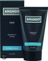Amando Face Hydra Cream - 75 ml - Aftershave balsem