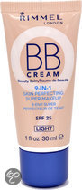 Rimmel BB CREAM - 001 Light - BB Cream