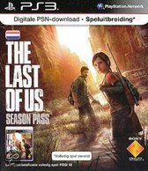 PlayStation Network Voucher Card: The Last of Us Season Pass NL PS3 + PSN