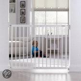 Lindam - Uitschuifbaar Tilt & Lift Veiligheidshek - Wit