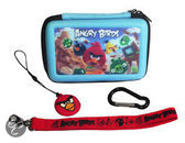 Angry Birds 3DS Gamer Accessory Set Blauw