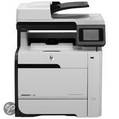 HP LaserJet Pro 400 MFP M475dw - All-in-One Laserprinter