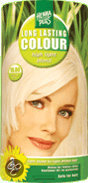Hennaplus Long Lasting Colours 10.00 High Light Blond