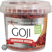 Lucovitaal Super Raw Food Goji bessen - 120 gram - Superfood