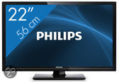Philips 22PFL2978 - Led-tv - 22 inch - Full HD
