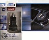 Maxell Dual USB Car Charger