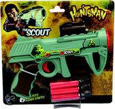 Huntsman the Scout Foam Pistool