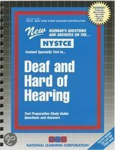 Deaf and Hard of Hearing (Nys Teacher Certification)