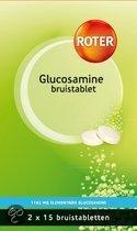 Roter Glucosamine Bruistabletten - 2 x 15 tabletten