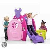 Feber Slide House Minnie Mouse - Speelhuis met glijbaan