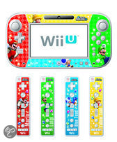 Foto van Hori: Wii U Mario Skin And Filter Set Wii U