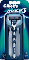 Gillette Mach 3 - Scheerapparaat