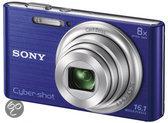 Sony Cybershot DSC-W730 - Blauw
