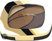 LOral Paris Color Riche Quad - E3 Infiniment Bronze - Oogschaduw