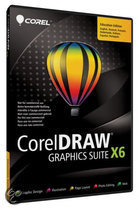 Corel Coreldraw Graphics Suite X6 - Nederlands / Student