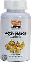 Mattisson Active Maca 750 mg - 90 Capsules - Voedingssupplement