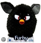 Furby Knuffel Black Magic - Zwart 20 cm