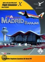 Foto van Mega Airport Madrid (FS X Add-On) (DVD-Rom)