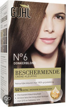 Guhl Beschermende Crème-kleuring No. 6 - Donkerblond