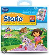 VTech Storio - Game - Dora