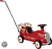 Radio Flyer Little Red Brandweerauto