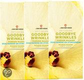 Dr van der Hoog Goodbye Wrinkles Poeder - Gezichtsmasker - 3 stuks - Voordeelverpakking
