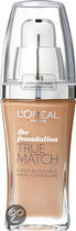 L'Oréal Paris True Match - W8 Caramel - Foundation