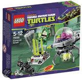 LEGO Ninja Turtles Kraang Lab Ontsnapping - 79100