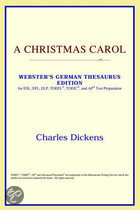 A Christmas Carol (Webster's German Thes