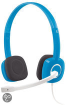 Logitech H150 Blueberry Stereo headset