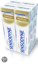 Sensodyne Multicare - 4x 75 ml - Tandpasta