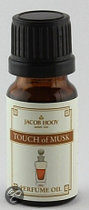 Jacob Hooy Parfum Musk - 10 ml - Geurverspreider