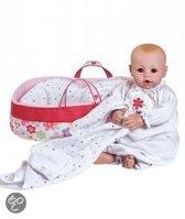 ADORA NURSERY TIME BABY - BLAUWE OGEN