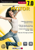 Educontract Motor Theorie en Examen Training 7.0 Standaard - Nederlands