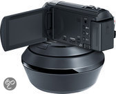 Panasonic HC-V550 + Pan Tilt Cradle