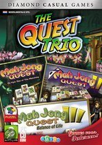 Foto van The Quest Trio, Mahjong