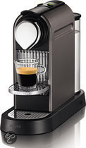 Krups Nespresso Apparaat CitiZ XN720T - Titanium
