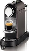 Krups Nespresso Apparaat CitiZ XN720T - Titan